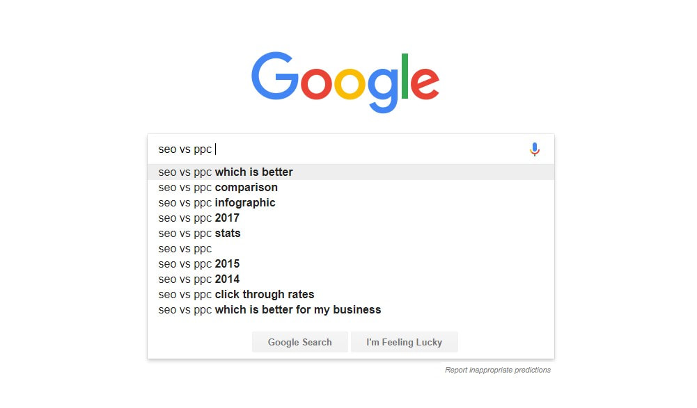 SEO Vs. PPC: Which is better